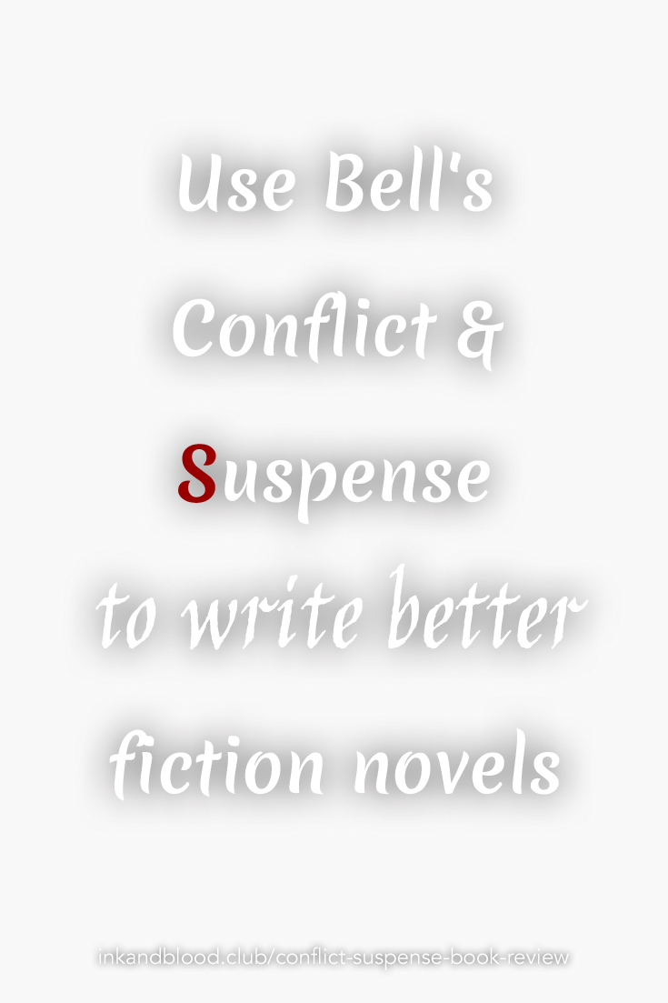 Learn how to use conflict to craft a story your readers can't put down. #writing #fiction #novel