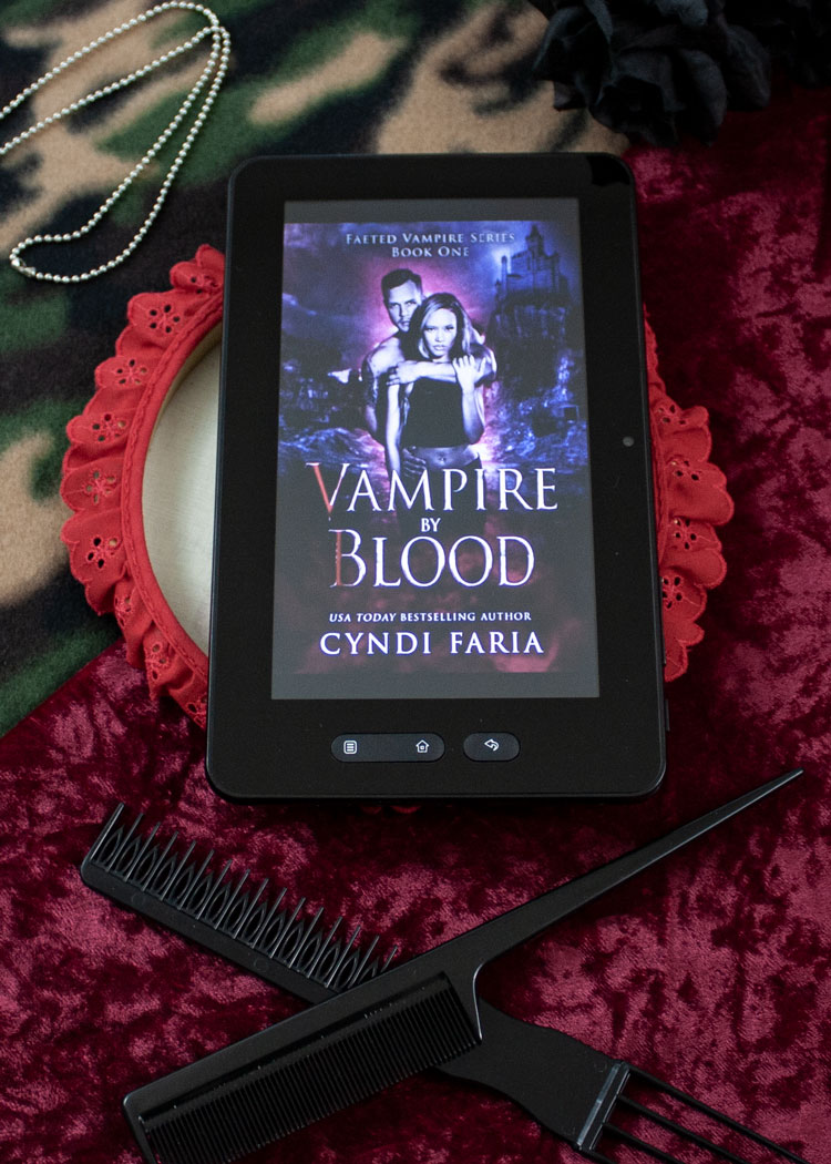 Vampire By Blood By Cyndi Faria [Book Review]